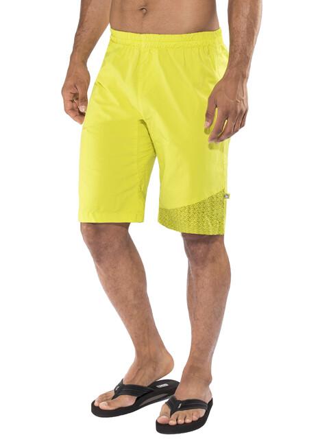 E9 3D Shorts Men Lime